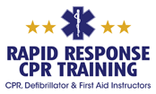 RRCPR | Rapid Response CPR Training Logo